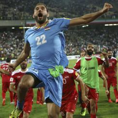 Syria World Cup hopes alive after goal vs Iran (video)