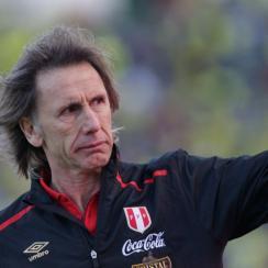 Ricardo Gareca is the man behind Peru's World Cup qualifying efforts