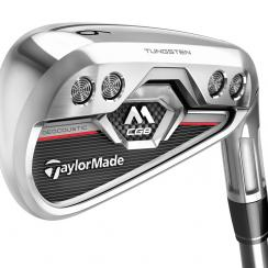 The new TaylorMade M CGB iron.