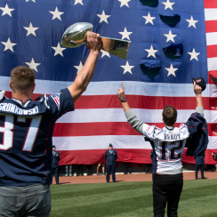 How does America really feel about Tom Brady, Rob Gronkowski and the New England Patriots?