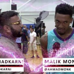 Rohan Nadkarni asked NBA rookies if they've ever been in love.