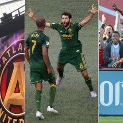 Atlanta United opened a new stadium, while Diego Valeri and Jozy Altidore starred in MLS Week 27