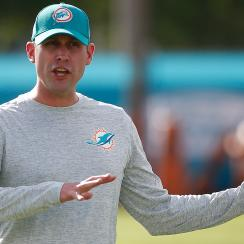 For reasons extending well beyond football, September will be a trying month for Adam Gase and the Dolphins.