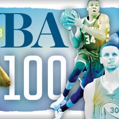 Top 100 NBA Players of 2018