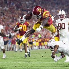 USC RB Ronald Jones II vs. Stanford
