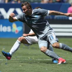 Jordan Morris could be out for a while for the Seattle Sounders