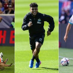 Geoff Cameron, DeAndre Yedlin and Jordan Morris are key components for the U.S. men's national team