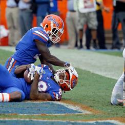 Florida vs. Tennessee ending: Butch Jones, Feleipe Franks's Hail Mary and a wild finish