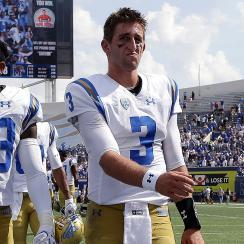Josh Rosen, UCLA lose to Memphis, 48–45