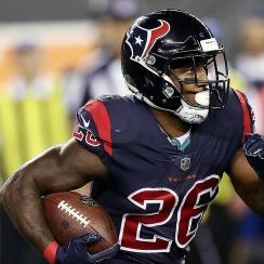 Texans RB Lamar Miller