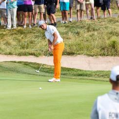 Rickie Fowler needs to win and then get some help to hoist the FedEx Cup.