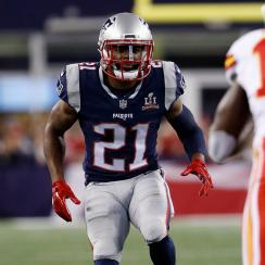 Two games into the season and Malcolm Butler finds himself in the Patriots' doghouse.