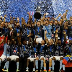 Sporting Kansas City wins the 2017 US Open Cup