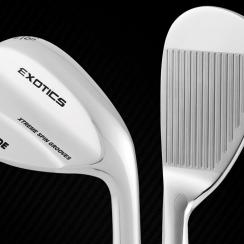 The new Tour Edge Exotics CBX Blade wedge.