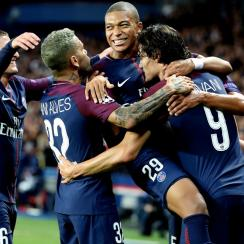 PSG thrashes Bayern Munich in stunning fashion in the Champions League