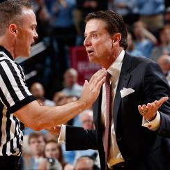 Rick Pitino: College basketball's scandal, glory in Louisville coach's career