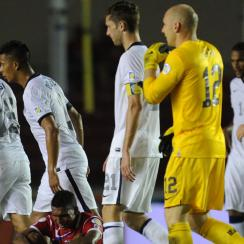 USA beat Panama in World Cup qualifying in 2013 to eliminate the Canaleros in stunning fashion