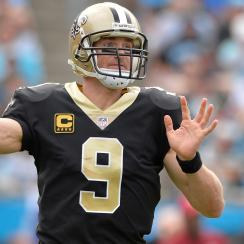 Drew Brees is one of several veteran quarterbacks who could be available after the 2017 season ends.