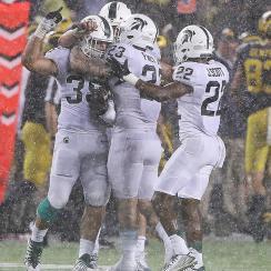 Michigan State beats Michigan, mixes up Big Ten race