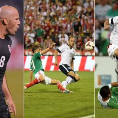 Conor Casey, Landon Donovan and Steve Ralston all scored goals that helped send the USA to the World Cup