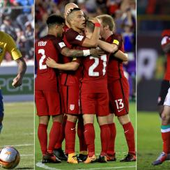 Brazil is poised to be in the top pot for the World Cup draw, while the USA is fighting for its position–should it qualify.