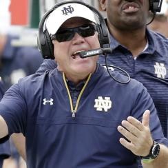 Notre Dame's playoff chances, Michigan's heat on Jim Harbaugh | College football Week 7 mailbag