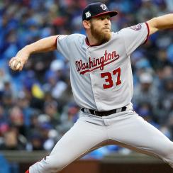 Stephen Strasburg vs. Cubs
