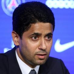Nasser Al Khelaifi is under investigation for bribery regarding World Cup TV rights
