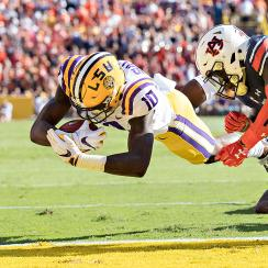 LSU vs. Auburn final score, highlights, analysis: Danny Etling, Ed Oregon prevail