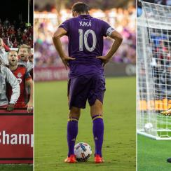 MLS's regular season is down to Decision Day