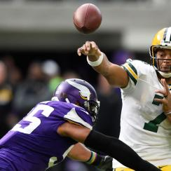 Green Bay's season now rests on Brett Hundley's shoulders.