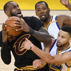 2017-18 NBA MVP race