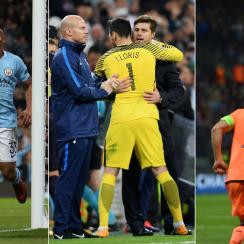 Manchester City, Liverpool win in the Champions League while Tottenham holds Real Madrid