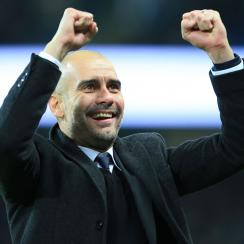 Pep Guardiola has overseen Manchester City's attacking revolution