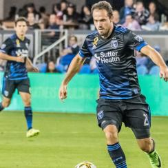 Marco Urena sent the San Jose Earthquakes to the MLS Cup playoffs