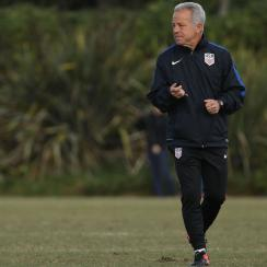 Dave Sarachan will coach the USMNT against Portugal in November