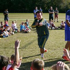Tom Byer is bringing his youth coaching methods to the United States