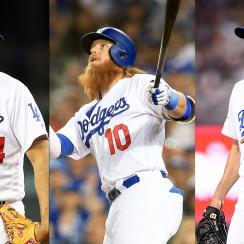 Los Angeles Dodgers Justin Turner