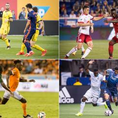 MLS Conference semifinal matchups are set