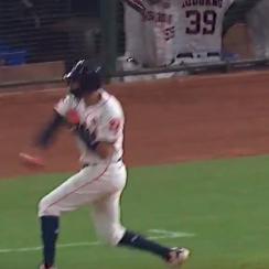 Carlos Correa two-run home run