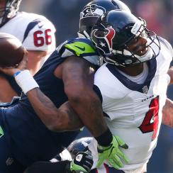 Deshaun Watson nearly willed the Texans to a road win in Seattle, but the Seahawks got it done in one of the games of the year.
