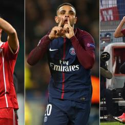 PSG and Bayern Munich are through to the Champions LEague knockout stage
