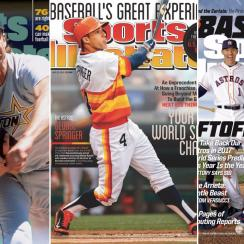 Astros Sports Illustrated covers: How to buy every one