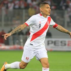 Peru's captain Paolo Guerrero has been suspended for his country's World Cup playoff against New Zealand after failing a drug test.