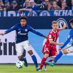 Weston McKennie is a 19-year-old American midfielder for Schalke