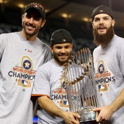 houston astros world series commemorative