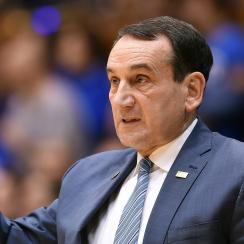 Coach K picked up his 1000th win at Duke on Saturday night with a win over Utah Valley.