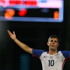 The USA failed to qualify for the 2018 World Cup