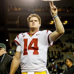 College football picks Week 12: Predictions, schedule for Michigan-Wisconsin, USC-UCLA
