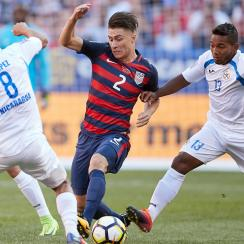 CONCACAF is adopting a League of Nations competition format